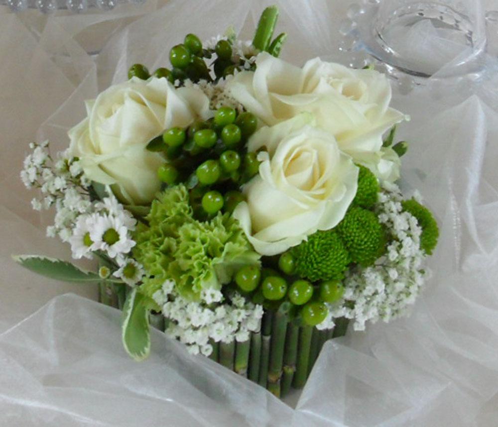 Matrimonio BIANCO & VERDE - San Vittore